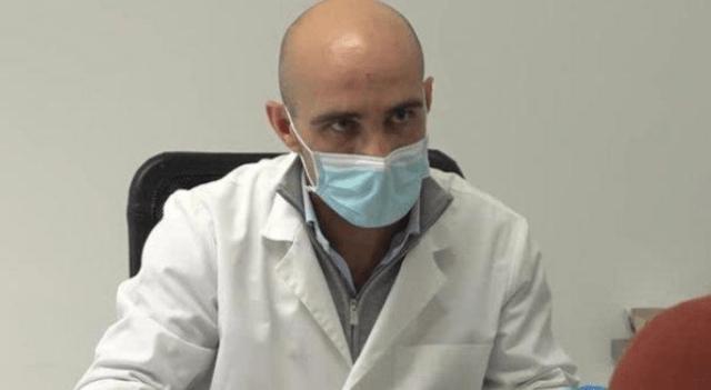 medic din Italia, șomer