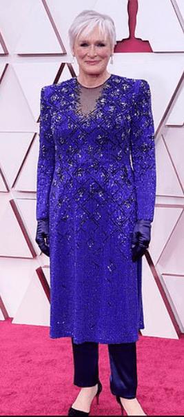 Covorul roșu Premiile Oscar 2021: cele mai bine îmbrăcate vedete 17