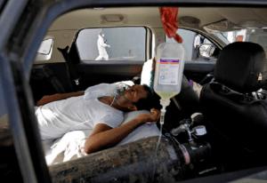 COVID-19 în India: Medicii, mesaje pe rețelele de socializare pentru oxigen