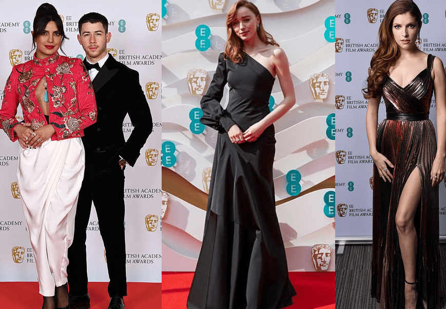 BAFTA 2021 Film Awards: Stars were seen arriving at London's Royal Albert Hall