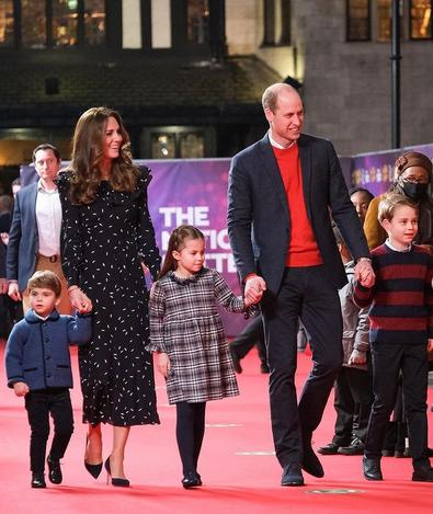 Prințul William și Kate Middleton - portretul pentru a 10-a aniversare 7