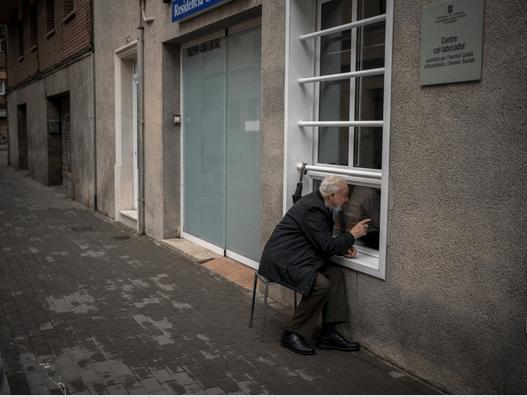 Spania:Povestea impresionantă a doi soți de 90 de ani în pandemie 3