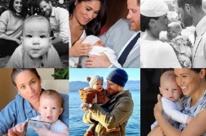 Prince Harry and Meghan's son Archie celebrates his second birthday today