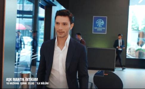 Aşk Mantık İntikam, serial romantic, lansat în curând (VIDEO) 1