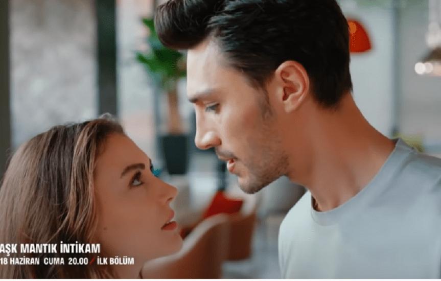 Aşk Mantık İntikam, serial romantic, lansat în curând (VIDEO)