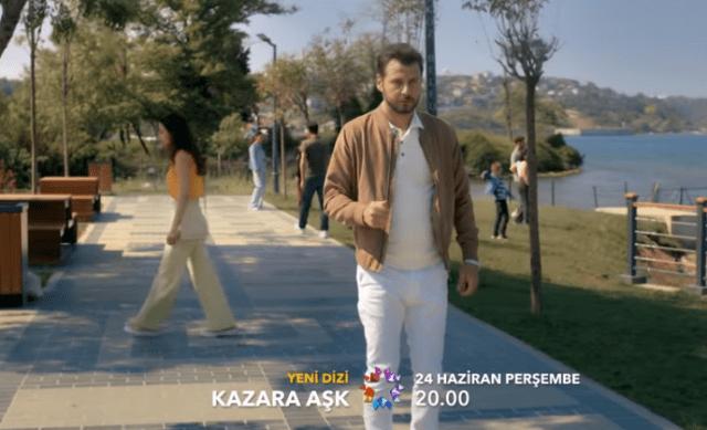 Kazara Așk (Iubire accidentală): un nou serial lansat vara aceasta 6