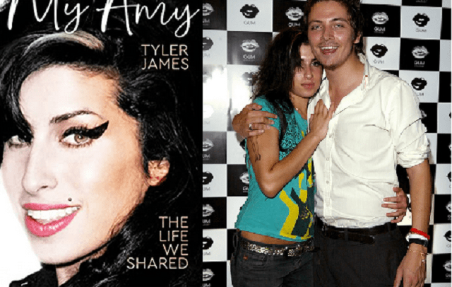 Amy Winehouse and Tyler James