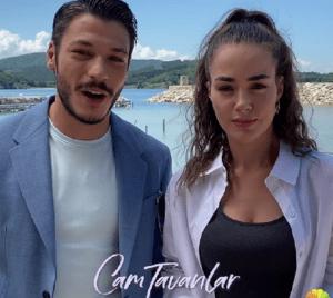 Serialul Cam Tavanlar (Tavane de sticlă) difuzat pe 9 iunie