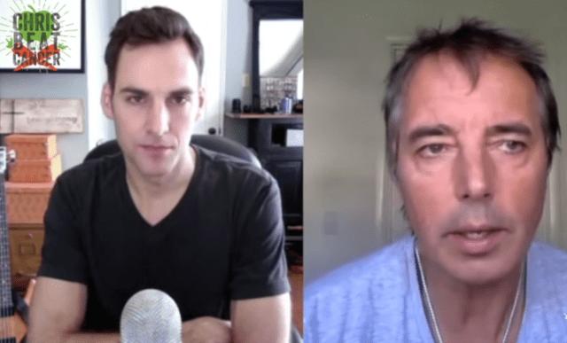 Chris Wark and Dan Buettner