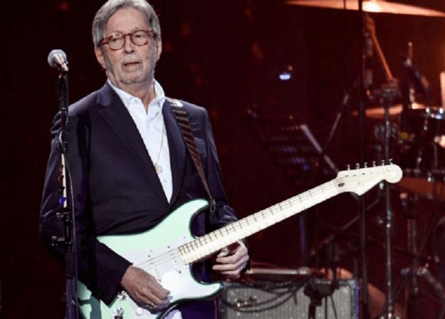 Eric Clapton s-a împăcat cu fiica sa Ruth după 6 ani 3