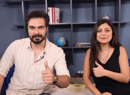 Halil Ibrahim Ceyhan interviu