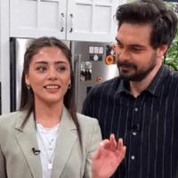 Halil İbrahim Ceyhan și Sıla Türkoğlu, poveste de dragoste? (Video)