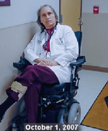 Dr. Wahls, scleroză multiplă