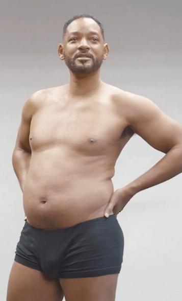 Will Smith, exerciții la greu în sala de antrenamente 4
