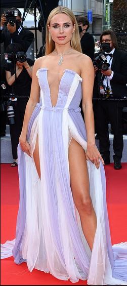 Kimberley Garner, Festivalul de Film de la Cannes 2021