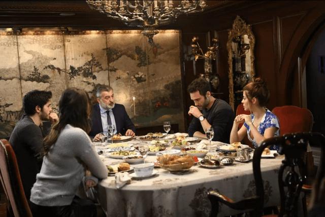 Serial turcesc Aci Așk - Iubire amară