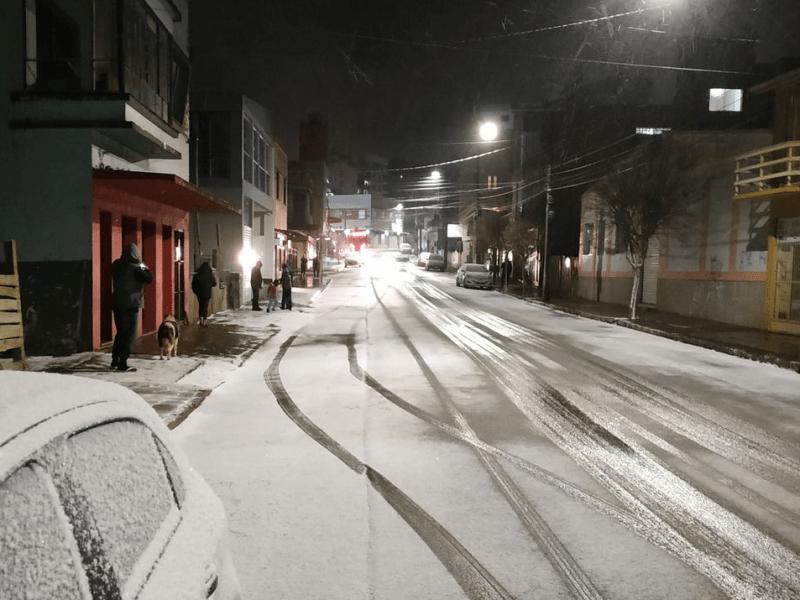 Zăpadă în Brazilia