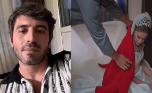 Cihangir Ceyhan în rolul lui Hayri din Camdaki Kiz (VIDEO)