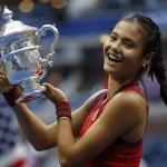 Emma Răducanu, câștigătoarea US Open
