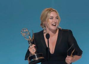 Kate Winslet-premiul Emmy pentru Mare of Easttown (VIDEO)