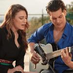 Serenay Sarikaya și Çagatay Ulusoy în Medcezir (2013)