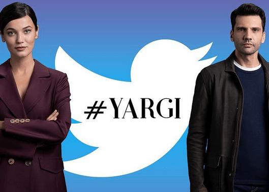 """Pınar Deniz și Kaan Urgancıoğlu în """"Yargi"""""""