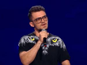 X Factor 2021: Edson D'Alessandro a interpretat Hallelujah (VIDEO)