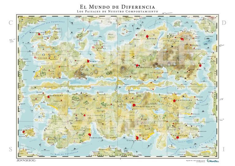 Descubriendo tu mapa