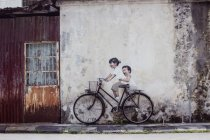 Ernest Zacharevic (George Town, Penang, Malaysia)