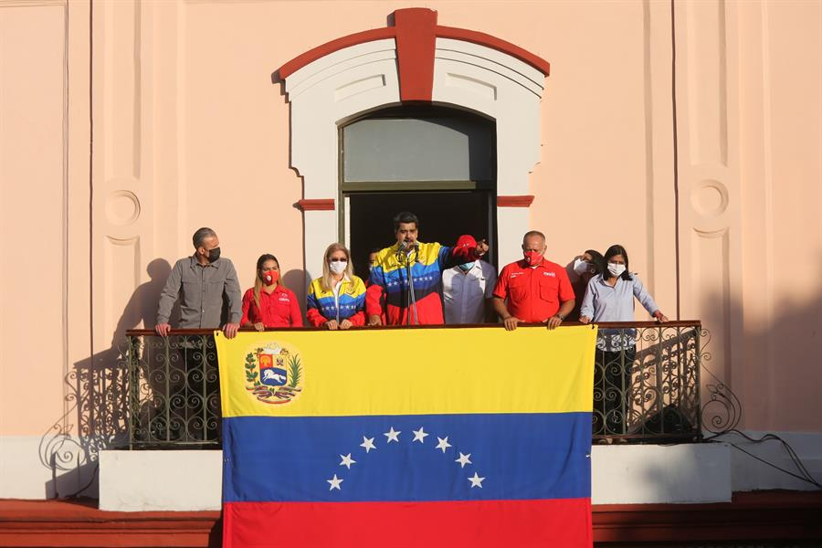 Los principales actores del régimen dictatorial que enfrenta Venezuela.   Latinoamérica