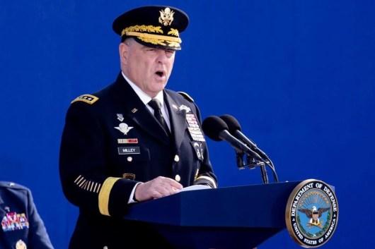 general Milley - el american