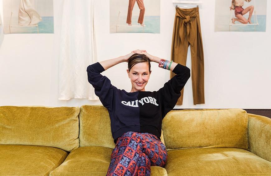 Career Profile Cynthia Rowley Fashion Designer