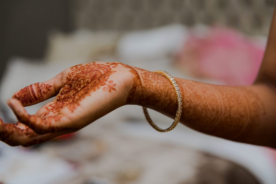 Mehndi Night - (106)