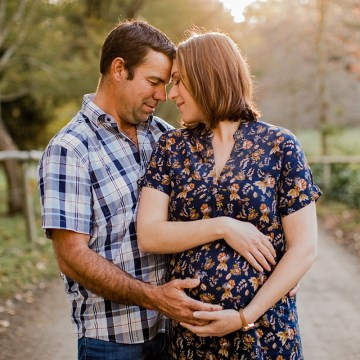 Swellendam maternity shoot