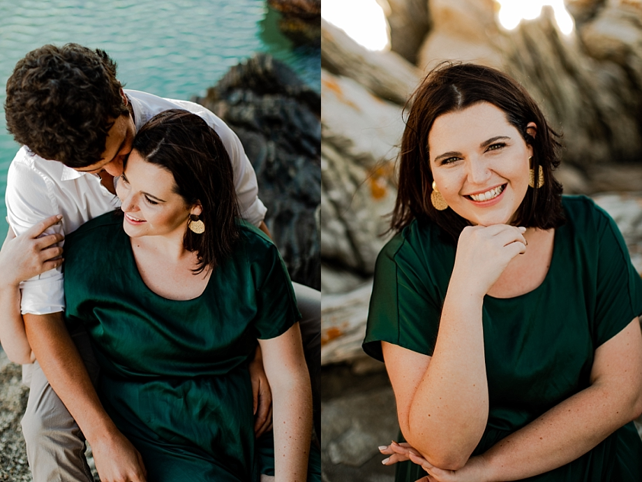 Struisbaai Engagement Shoot