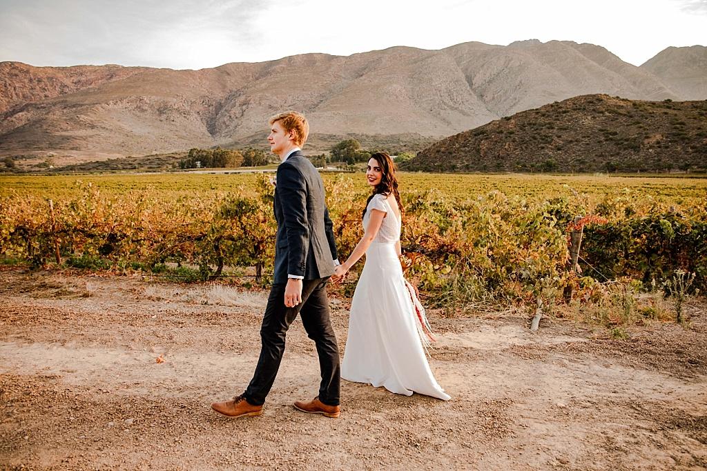 Montagu Wedding
