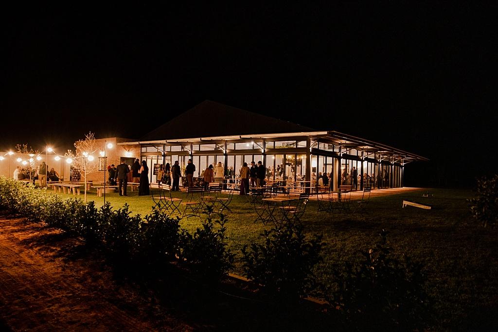 Robertson wedding venue