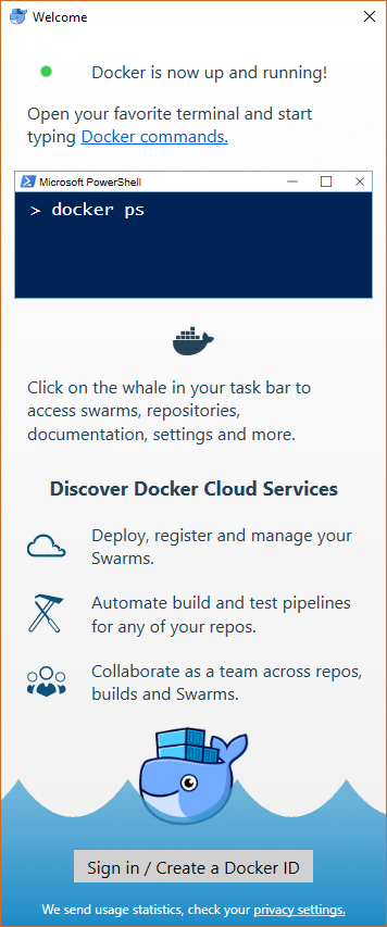 Setup PostgreSQL on Windows with Docker – Eric L  Anderson