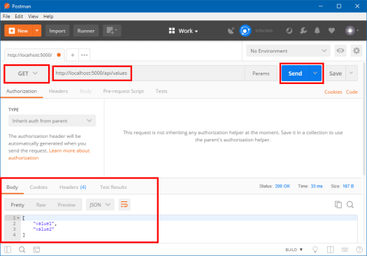 Basic ASP NET Core API Test with Postman – Eric L  Anderson