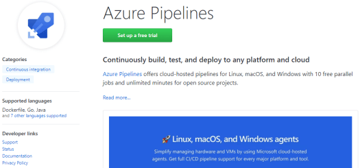 Azure Pipelines – Eric L  Anderson