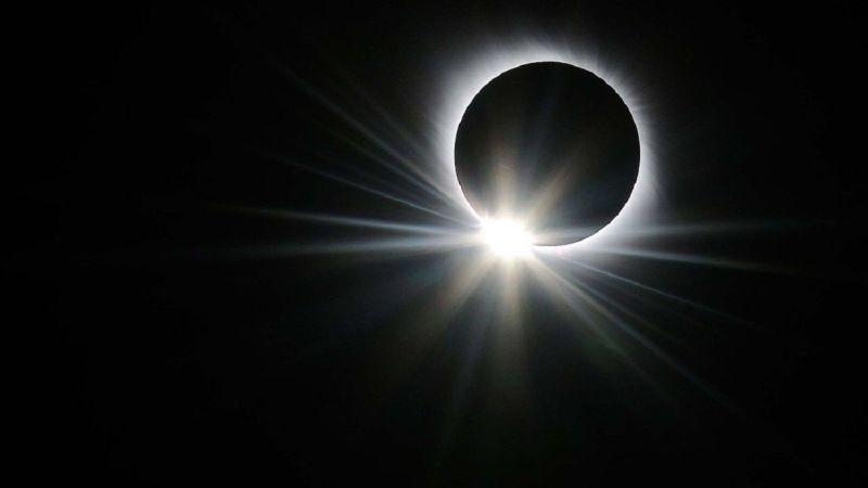 VIDEO Seguí en vivo y en directo el Eclipse Solar 2020