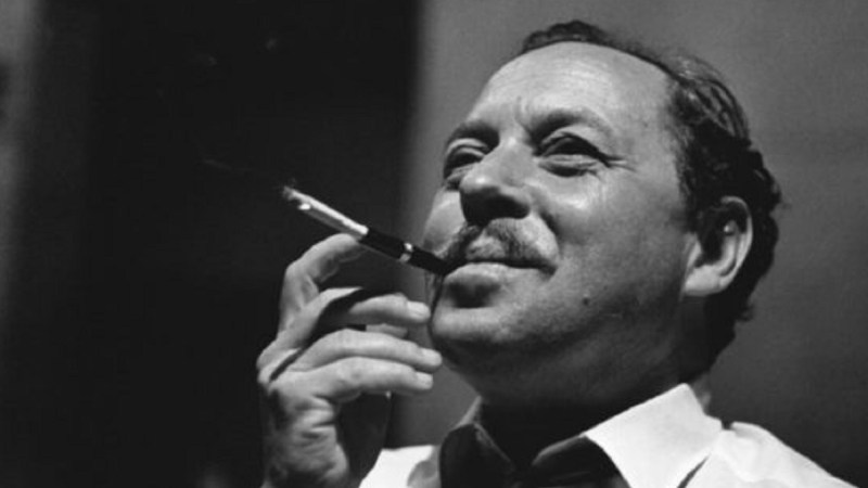 #CuentoDeDomingo 'El ángel del ático' de Tennessee Williams