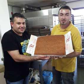 """El Sobao de 3kg de """"El Hormiguero"""""""