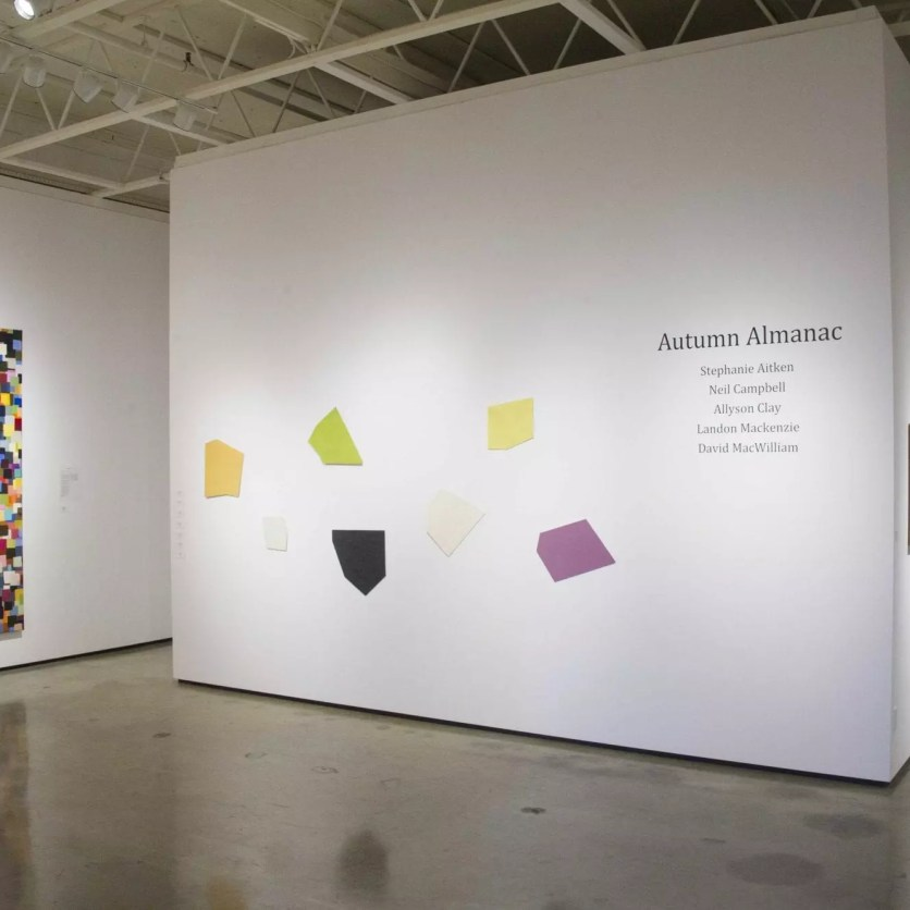 Autumn Almanac Installation View 19