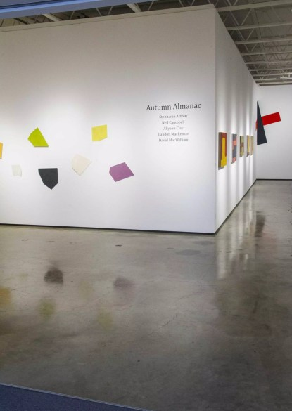 Autumn Almanac Installation View 30