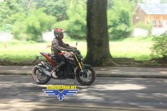 Review Yamaha Xabre