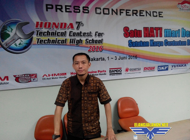 SMK TSM Honda