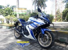 Review Yamaha YZF R25