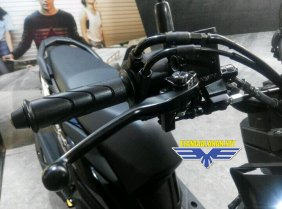 New Honda Beat Street eSP