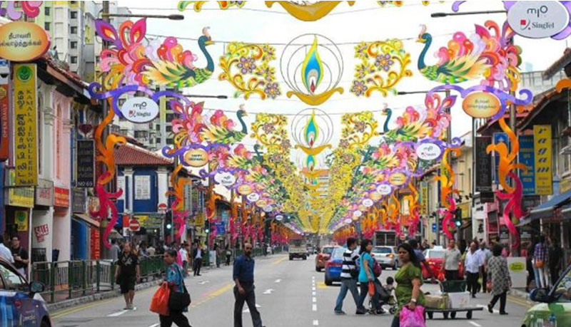 Little India Singapura(SumberGambar :ratings.sg)